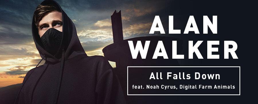 Alan Walker / All Falls Down