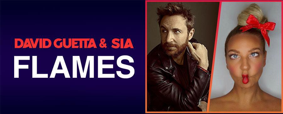 David Guetta & Sia / Flames