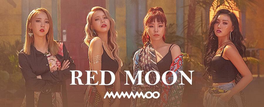 MAMAMOO / RED MOON