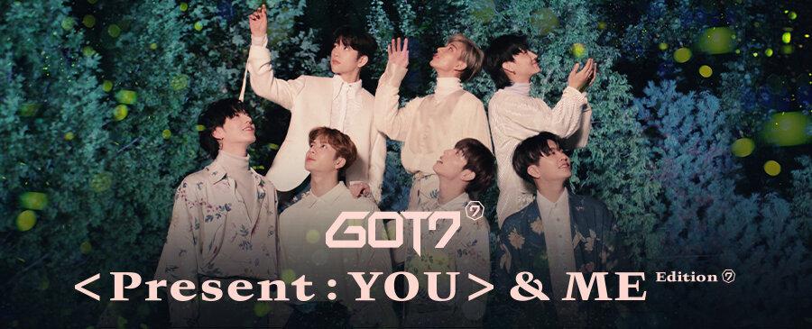 GOT7 / Present:YOU &ME Edition