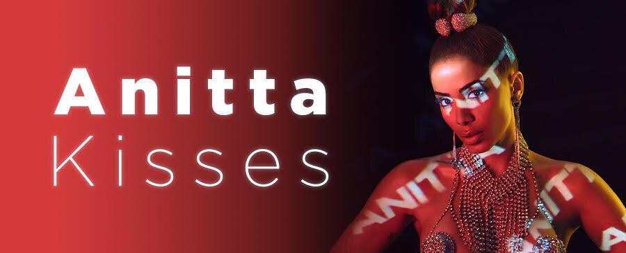 Anitta/Kisses