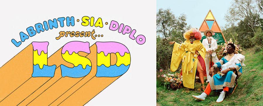 Labrinth, Sia & Diplo Present…LSD