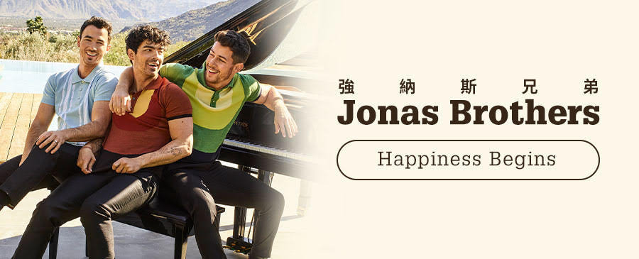 Jonas Brothers / Happiness Begins