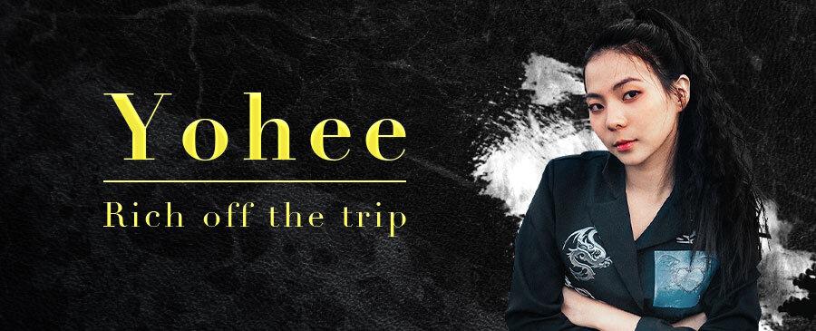 Yohee/Rich off the trip