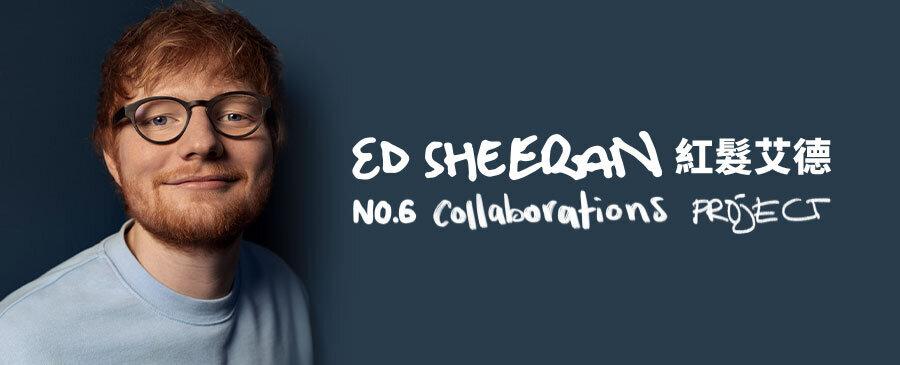 Ed Sheeran / No. 6 Collaborations Project