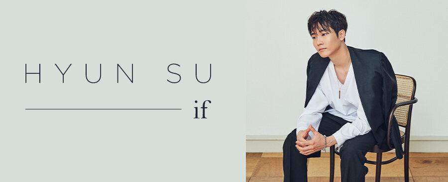 HYUN SU / if