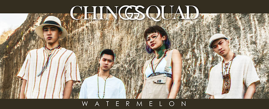 CHING G SQUAD/WATERMELON