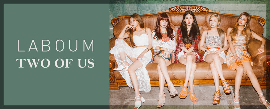 LABOUM / Two Of Us