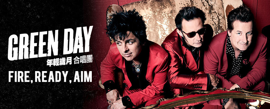 Green Day / Fire, Ready, Aim