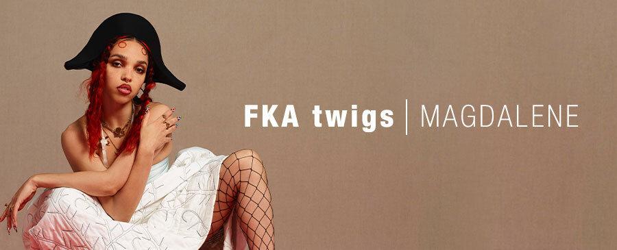 FAK twigs / MAGDALENE