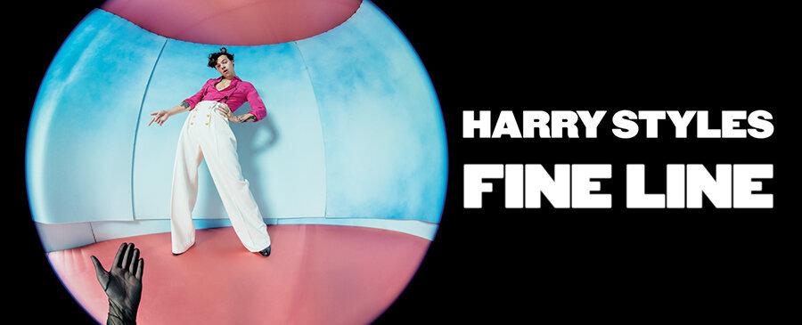 Harry Styles / FINE LINE