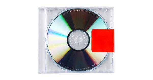 嘻哈之神的【Kid A】-Kanye West【Yeezus】
