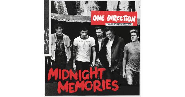 Midnight Memories: 展示One Direction的新方向