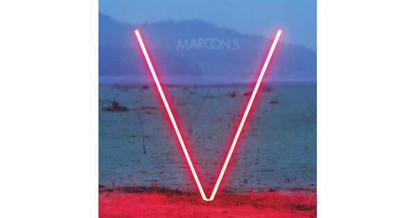 流行市場的不敗定律 - Maroon 5