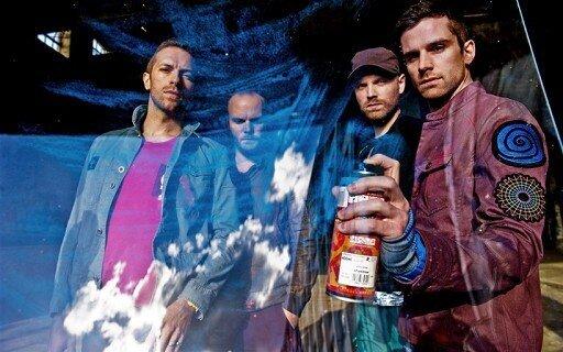 Coldplay夏日音乐祭唱不停!新曲发表全球粉丝大暴动!