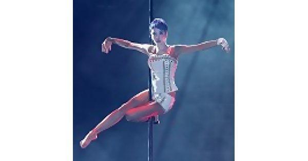 蔡依林港都開唱變身超台舞女秀絕技鋼管