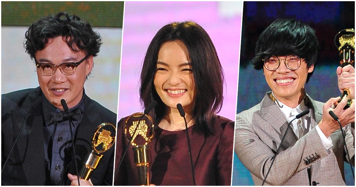 陳奕迅三登金曲歌王寶座 徐佳瑩首奪歌后猛親男友比爾賈
