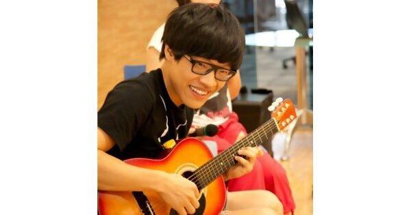 盧廣仲開班授課 用吉他激發你的慢靈魂