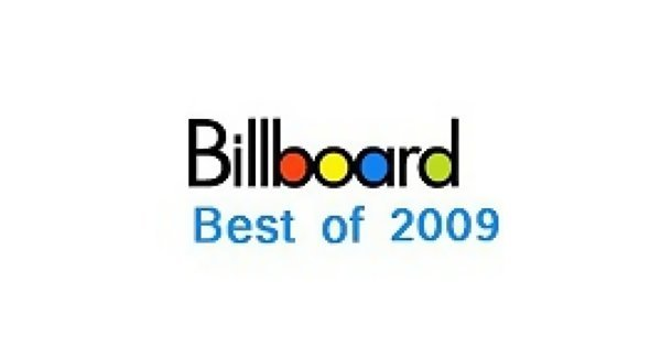 美國告示牌2009年度百大單曲