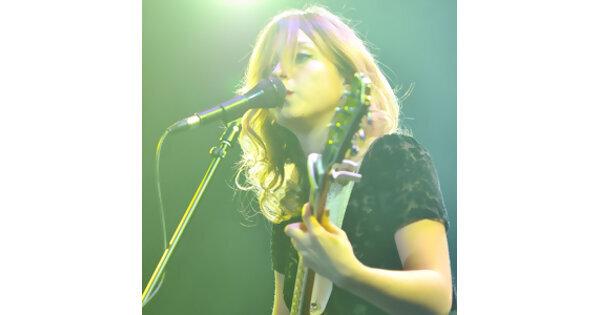 這晚的紅又甜美又冷冽,Russian Red En Concierto Hong Kong Live 2012