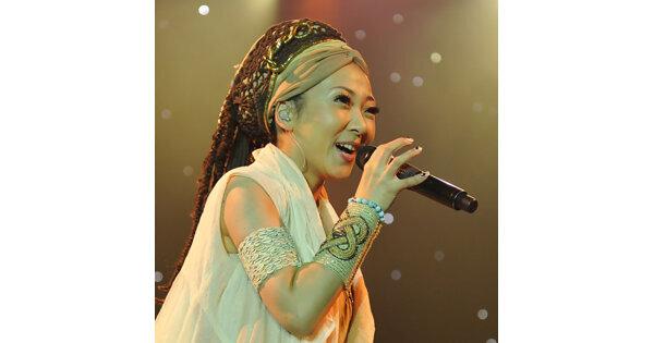 強大歌聲、感動回憶-MISIA 15周年紀念演唱會香港站