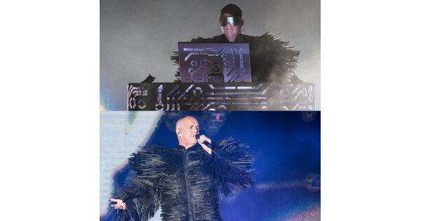 致曾有過Pet Shop Boys的青春歲月-Electric Pet Shop Boys Live 2014台北站