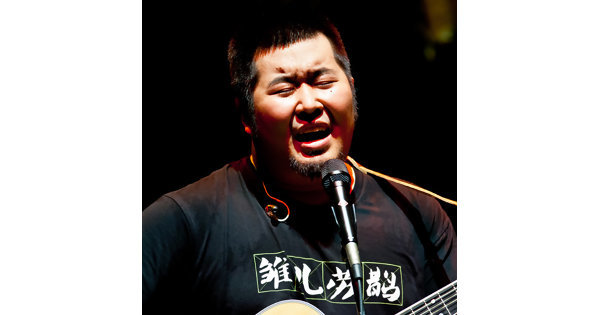 胖子的心都是真真兒的-宋冬野 「孤得奈特」台北演唱會