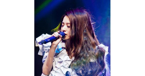 用音樂噴發熱情-「如果」田馥甄巡迴演唱會