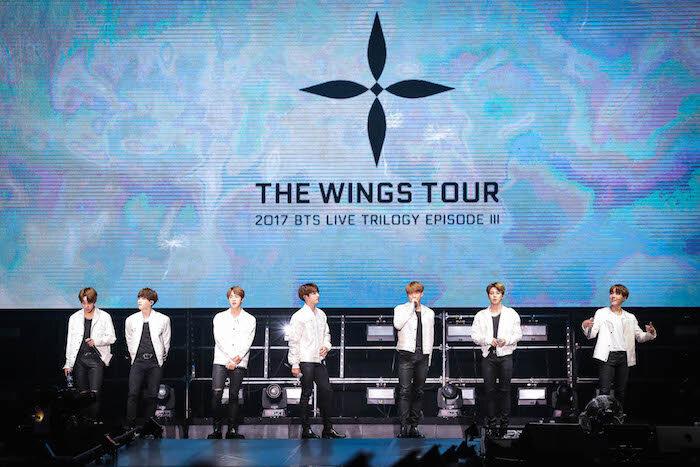 BTS防弹少年团香港演唱会2017 大势男团独特