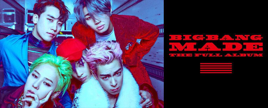 BIGBANG / MADE