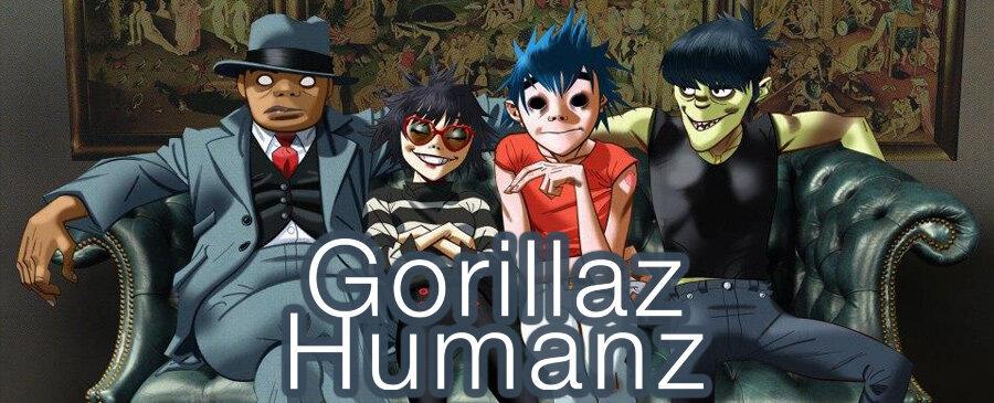 Gorillaz / Humanz