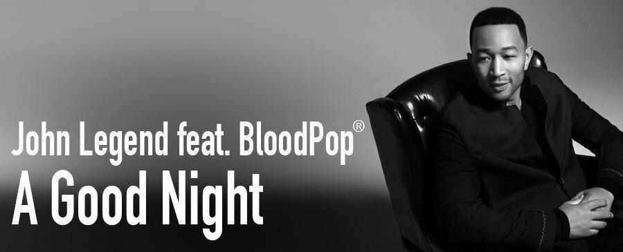 John Legend feat. BloodPop / A Good Night