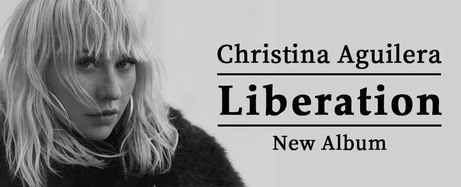 Christina Aguilera/Liberation