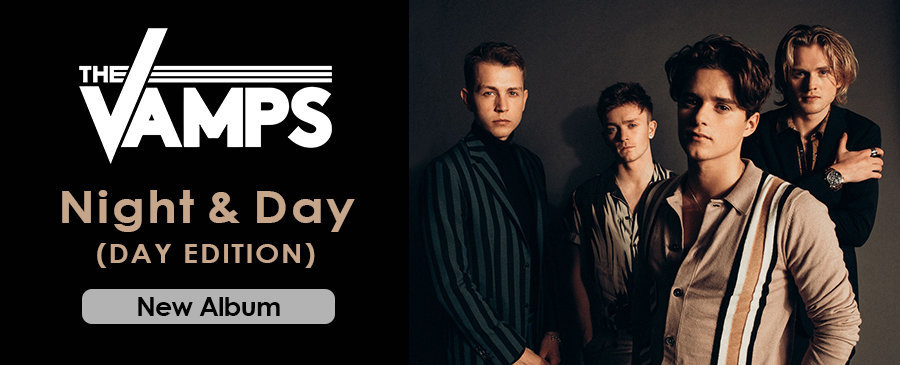 The Vamps / Night & Day (DAY EDITION)