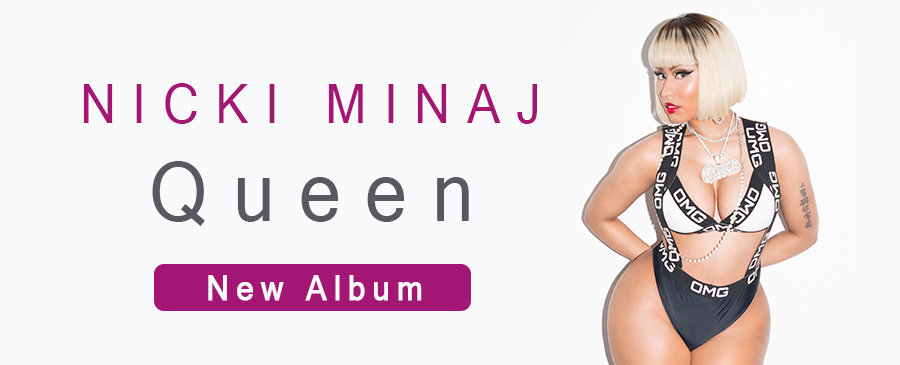 Nicki Minaj / Queen