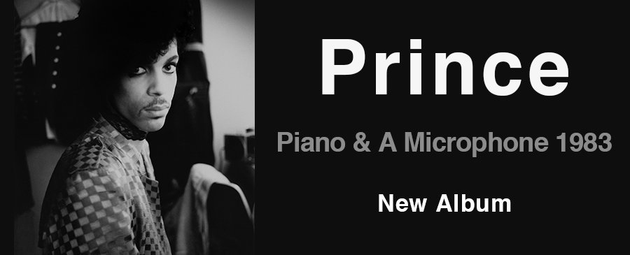 Prince / Piano&a Microphone 1983