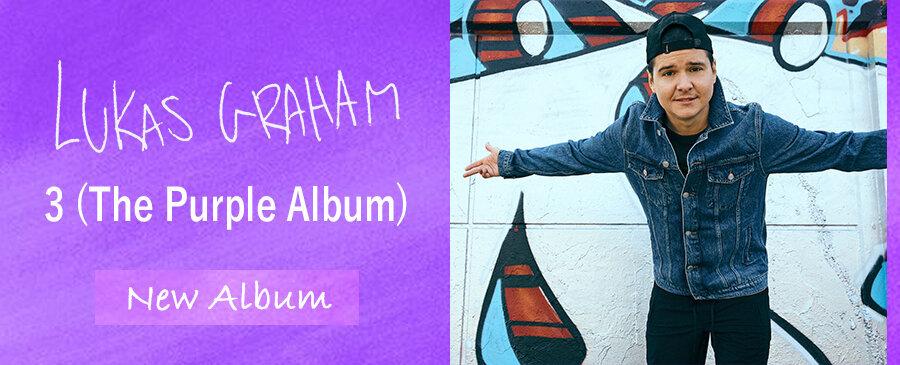 Lukas Graham / 3 (The Purple Album)