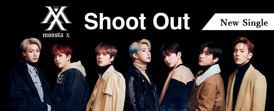 MONSTA X / Shoot Out