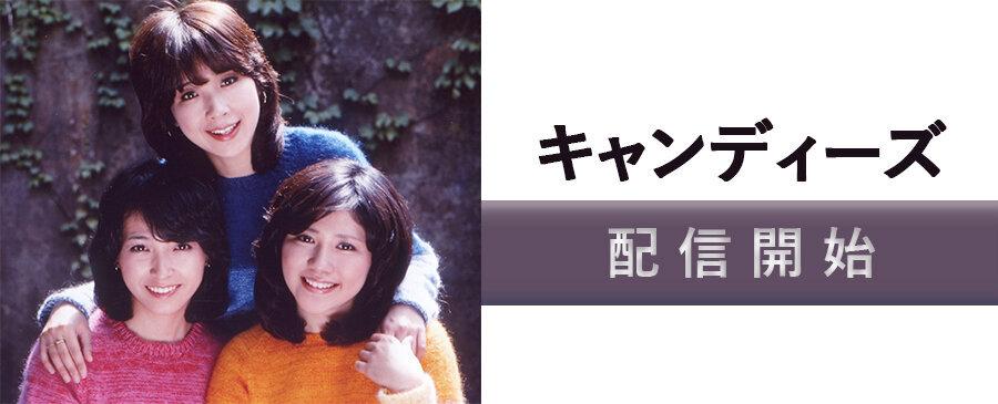 キャンディーズ / 解禁