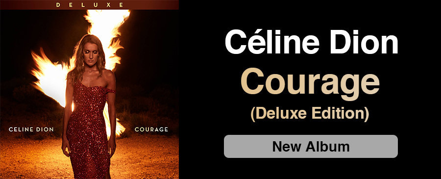 Céline Dion / Courage (Deluxe Edition)