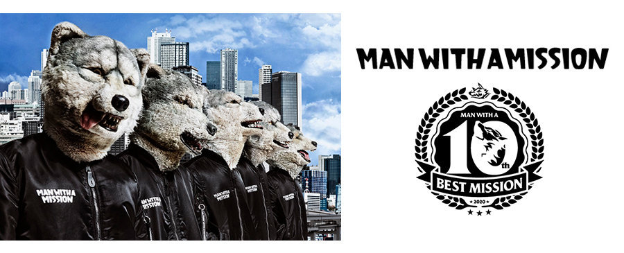 "MAN WITH A MISSION / MAN WITH A ""BEST"" MISSION (Deluxe Edition)"