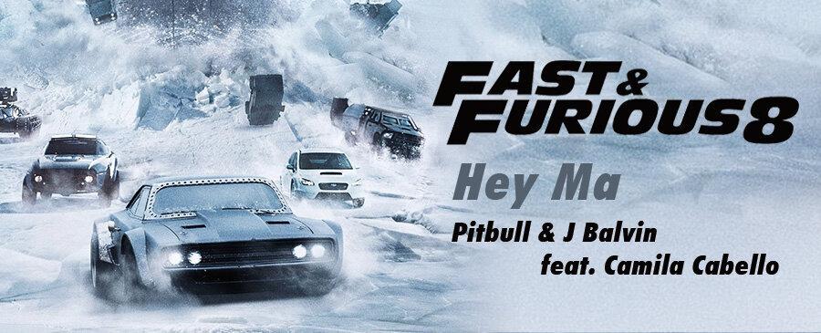 Pitbull & J Balvin / Hey Ma