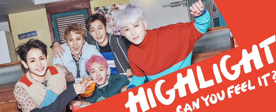 Highlight / CAN YOU FEEL IT?