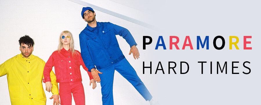 Paramore / Hard Times