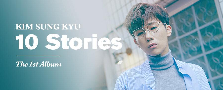 金聖圭 / 10 Stories