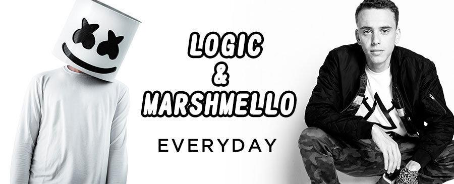 Logic & Marshmello / Everyday
