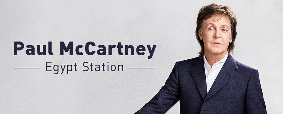 Paul McCartney / Egypt Station