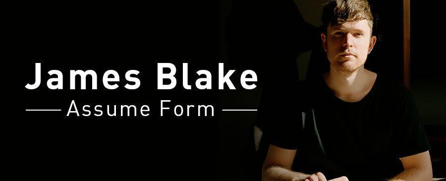 James Blake / Assume Form