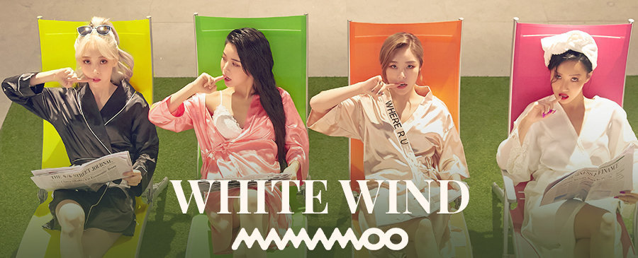 MAMAMOO / WHITE WIND