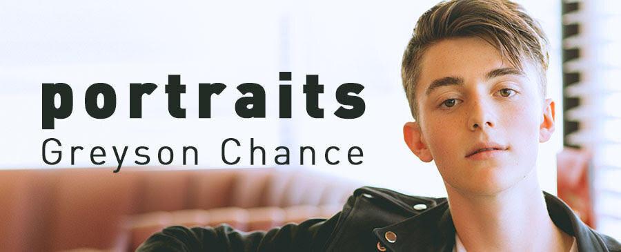 Greyson Chance / Portraits